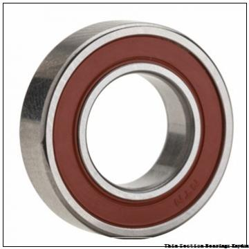 SKF 6000-2ZTN9/C3LT  Single Row Ball Bearings