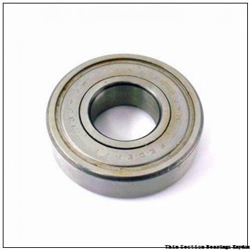 SKF 6207-2RS1K  Single Row Ball Bearings