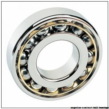 4.25 Inch | 107.95 Millimeter x 8.75 Inch | 222.25 Millimeter x 1.75 Inch | 44.45 Millimeter  CONSOLIDATED BEARING M-21 1/2-CDS  Angular Contact Ball Bearings